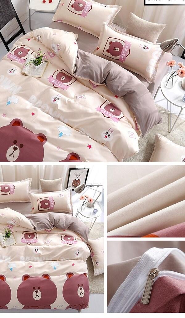 """Подростковое постельное белье """"HomyTex"""" Teddy bear"""