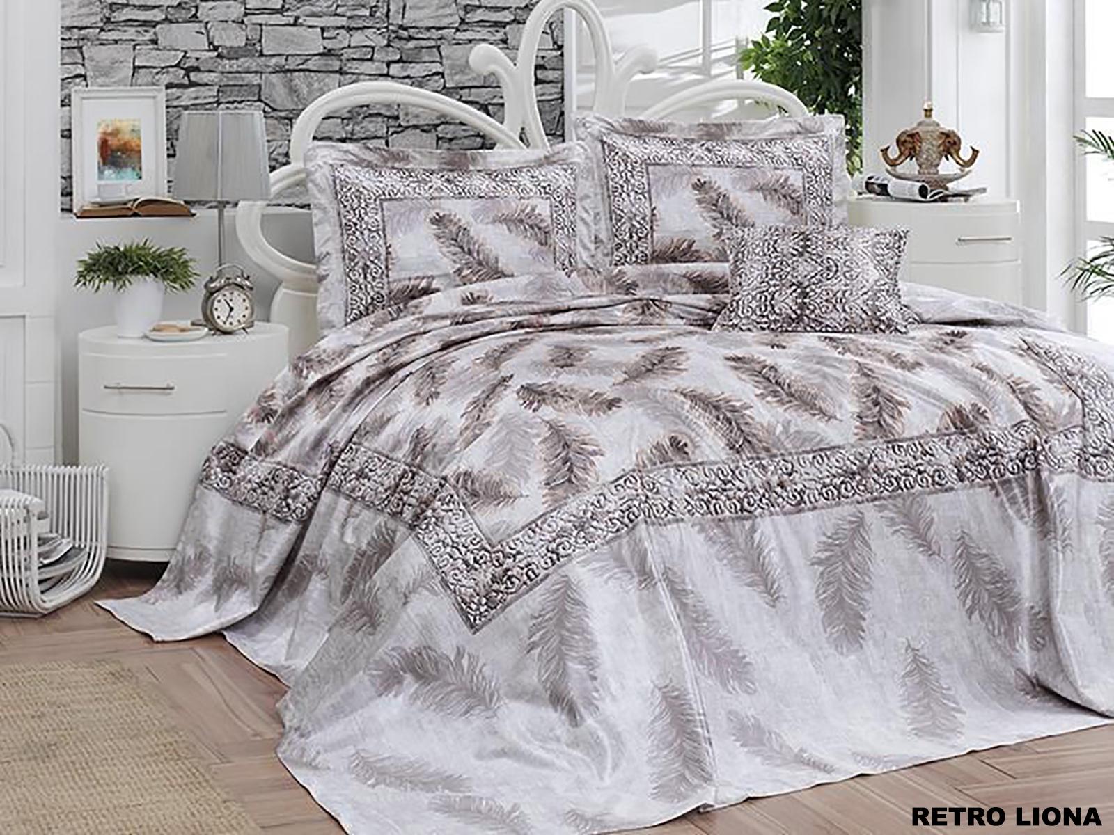 """Покрывала на кровать """"First Choice"""" Retro Liona"""