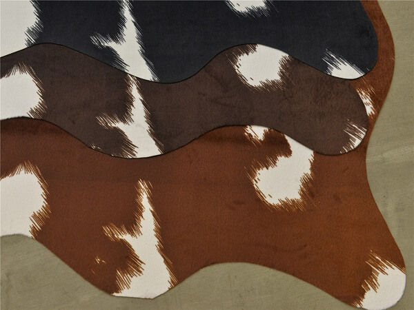 "Шкура коровы ""HomyTex"" Корова Светло-коричневая"