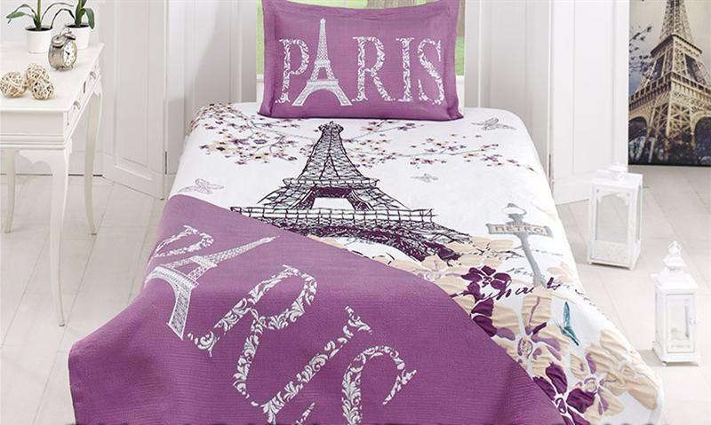 """Молодежное покрывало """"First Choice"""" Life Paris"""