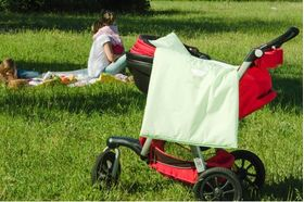"""Детское постельное белье  """"Идея"""" в коляску"""