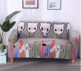 Чехол на диван в детскую HomyTex Мишки