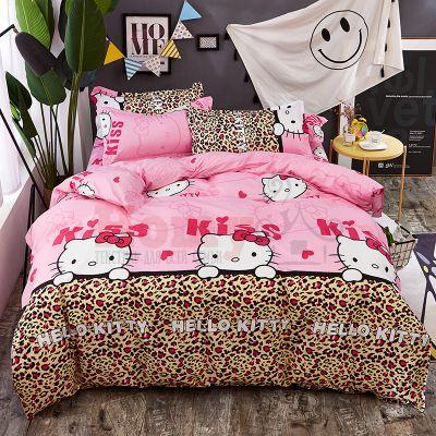 """Детское постельное белье """"HomyTex"""" Hello Kitty"""