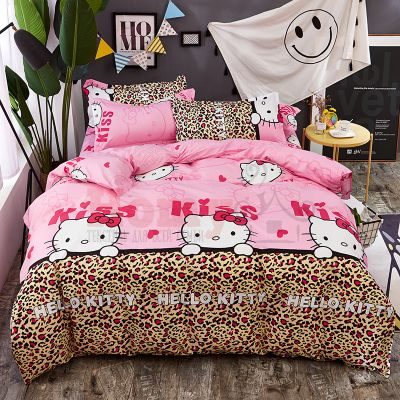 "Постельное белье ""HomyTex"" Hello Kitty"