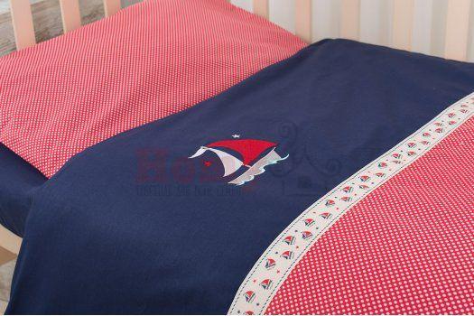 """Детское постельное белье в кроватку """"Идея"""" Горох"""