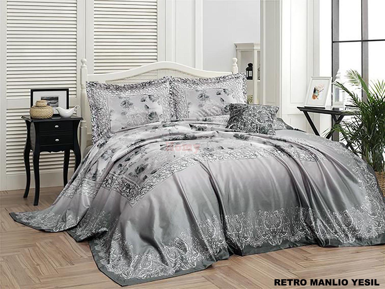"""Покрывала на кровать """"First Choice"""" Retro Manlio Yesil"""