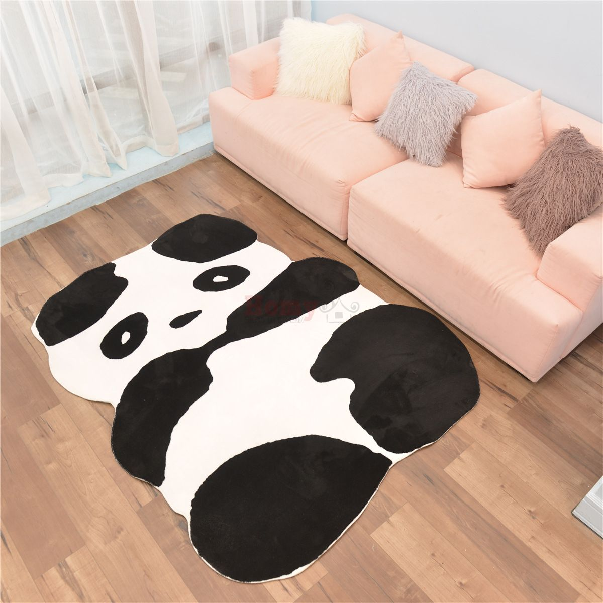 Ковер панда Homytex